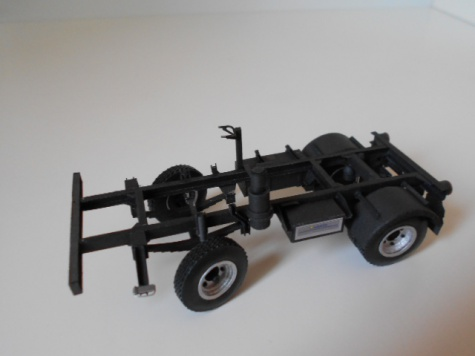 Multicar 25 - sypač se sněžným pluhem