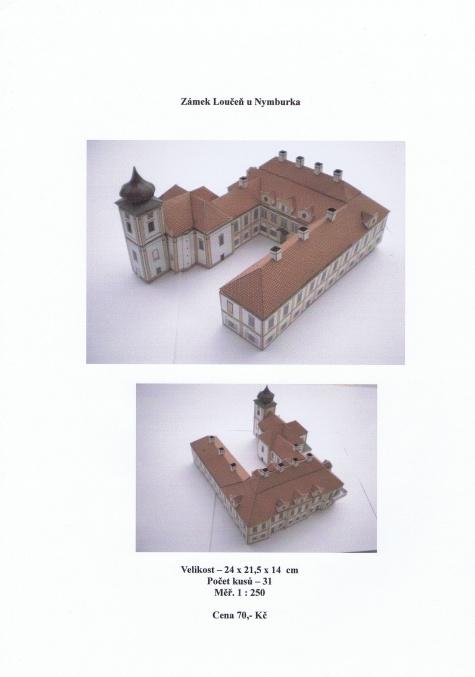 Nabídka modelů architekruty - Ivan Zadražil