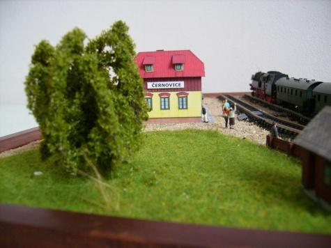 Nádraží Černovice