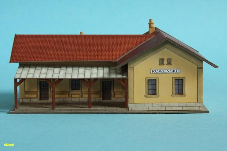 Nádraží Rovensko