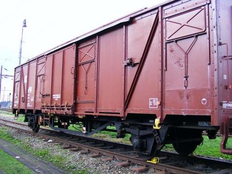 nákladní vůz řady Gbgkks/Zts ČSD