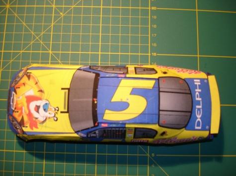 NASCAR Chevrolet  Kyle Busch
