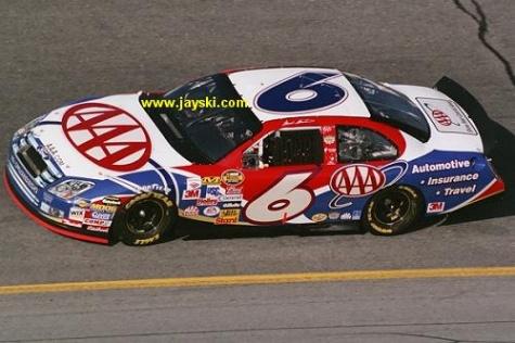 NASCAR paralelka