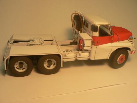 Návěsový tahač TATRA T148 NTt 6x6 Benzina
