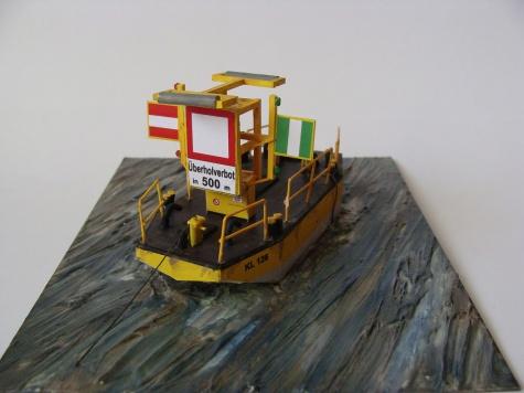 navigační vor WSA