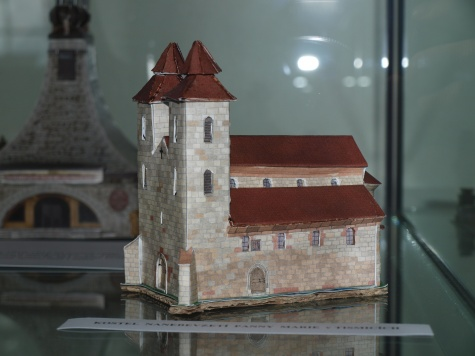 Nejznámější modely hradů a zámků ČR - Šternberk