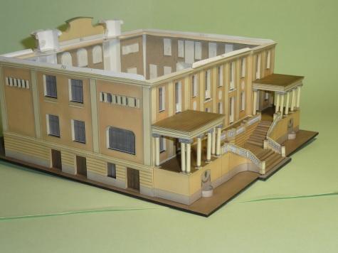 Neumannova vila - ZOO Dvůr Králové
