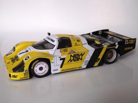 New Man Joest Porsche 956B, Le Mans 1985,