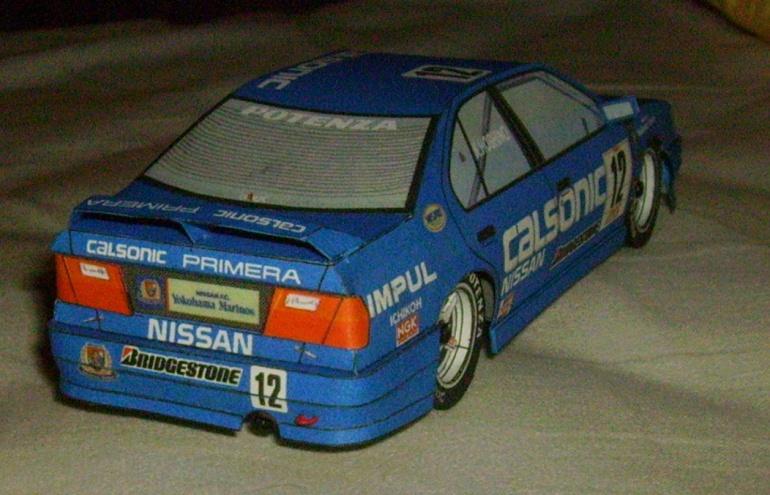 Nissan Calsonic Primera