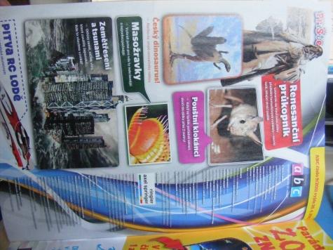 Nové číslo ABC  č.8/2011   12.4.2011