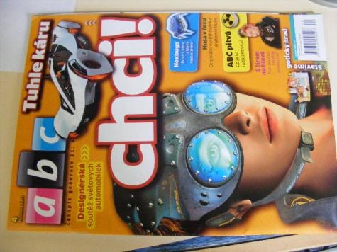 Nové číslo ABC 4/2011