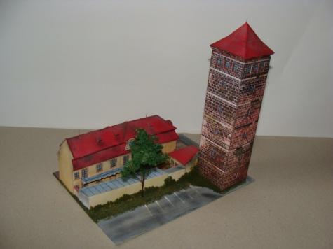 Novomlýnská vodárenská věž