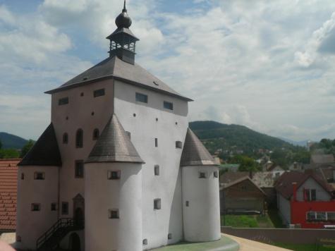 Nový zámok - Banská Štiavnica