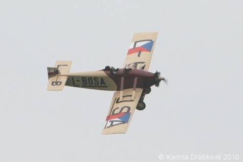 Obrněný den Lešany 2010
