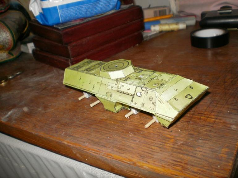 Obrnený transportér OT 64A