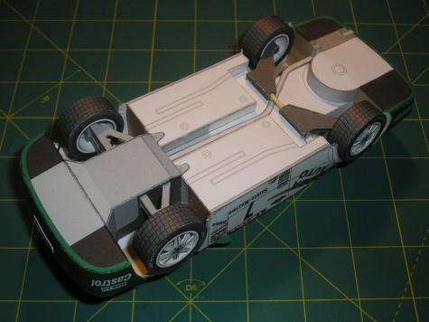 OCTAVIA KIT CAR
