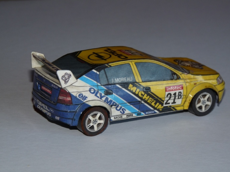 Opel Astra G Kit Car