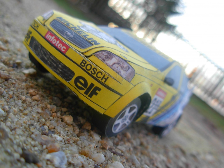 Opel Astra Kit Car