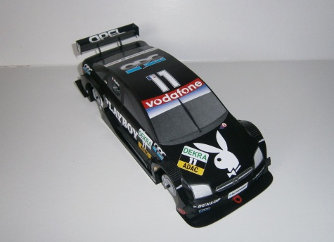 Opel Vectra GTS V8 - Team OPC Playboy DTM 2005