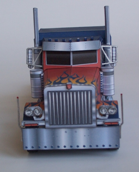 Optimus Prime - vehicle mode