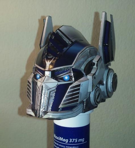 Optimus Prime AOE