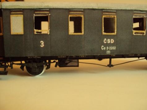 Osobní vůz Ce 1925 - 1937