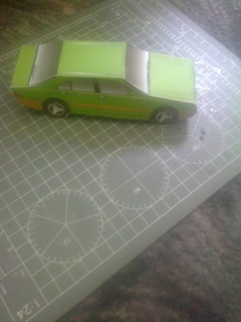 Osobní auto