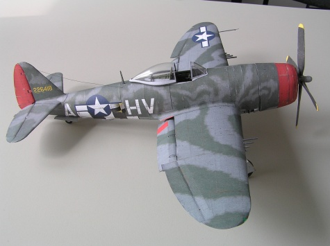 P-47D25 Thunderbolt