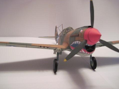 P-40M KITTYHAWK III.