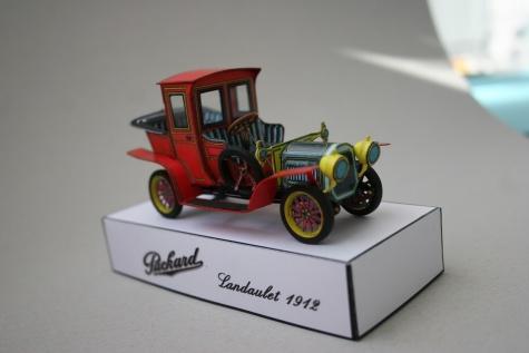 Packard Landaulet 1912