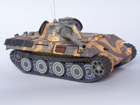 Panther Ausf. F
