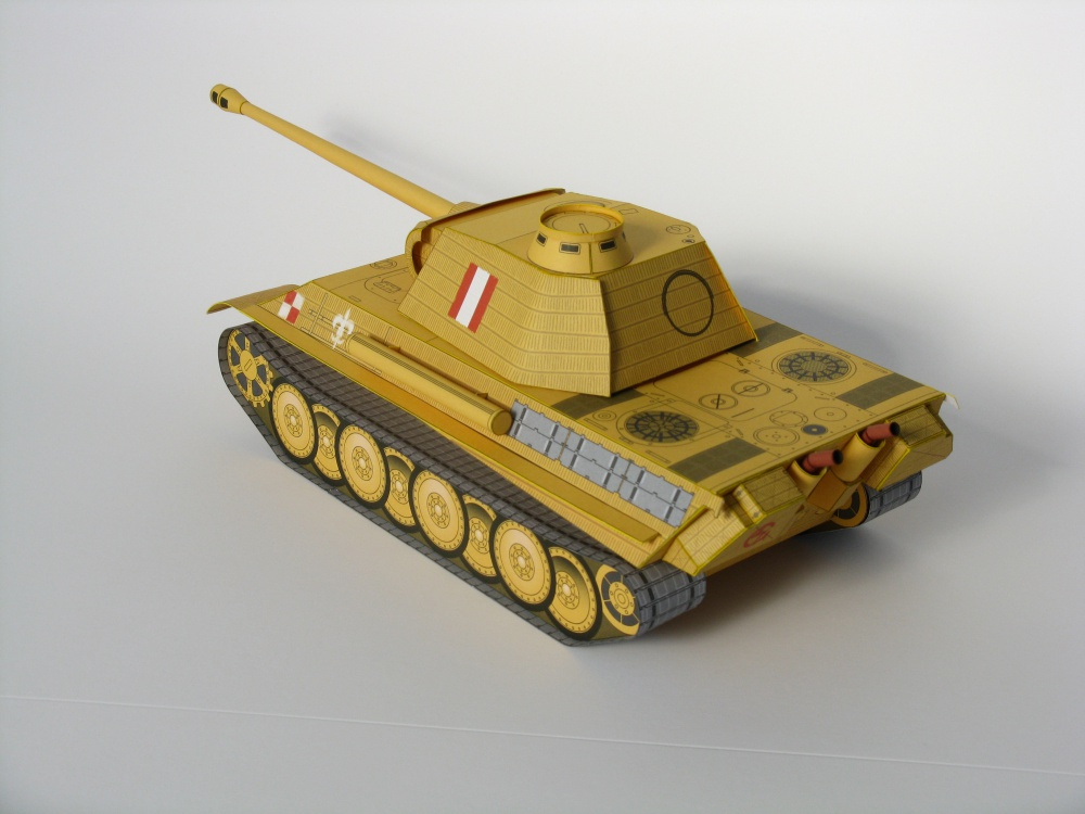 PANTHER - Ausf. G (SdKfz 171)