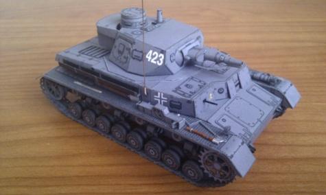 Panzer IV Ausf.D