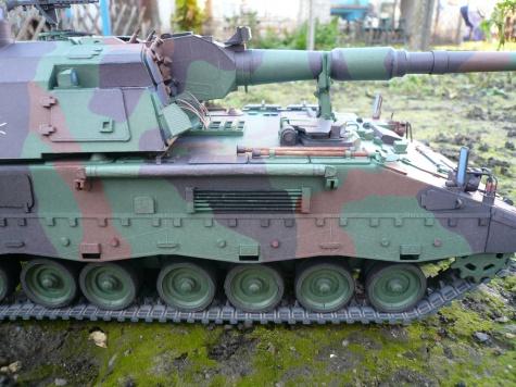 Panzer Haubitze 2000