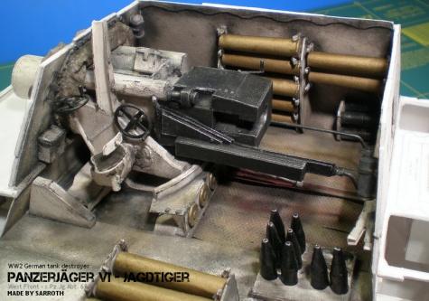 Panzerjäger VI Jagdtiger