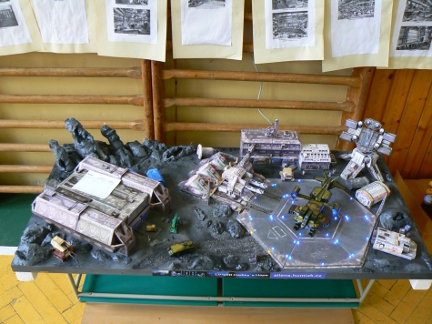 Papir show Ostrava 09