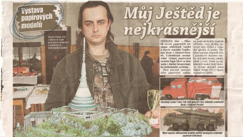 Papír show Ostrava