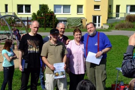 Papírové jaro 2010 Chodov