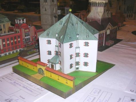 Papírové království 2011 Brno