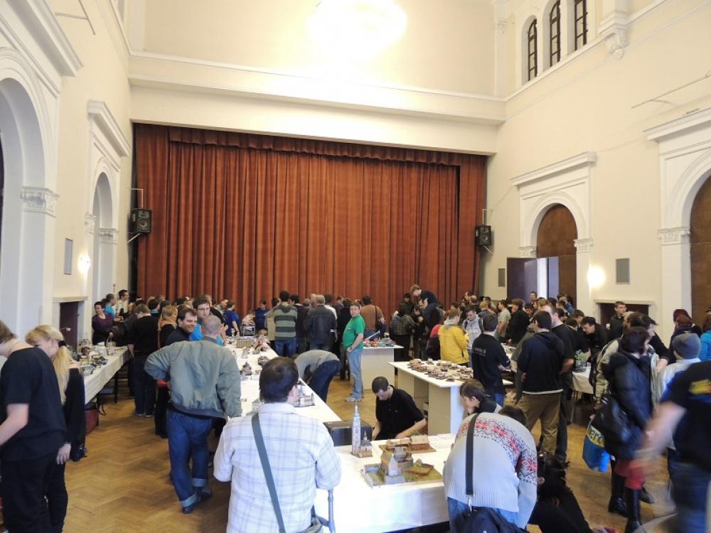 Papírové království Brno 2014