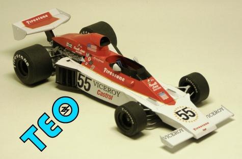 Parnelli Ford VPJ04