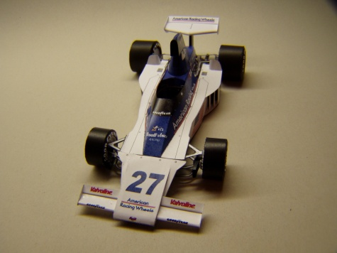 Parnelli VPJ4B, 1976, M. Andretti