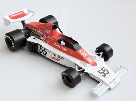 Parnelli VPJ 04, 1974 Mario Andretti