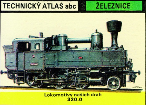 Parní lokomotiva 320.0