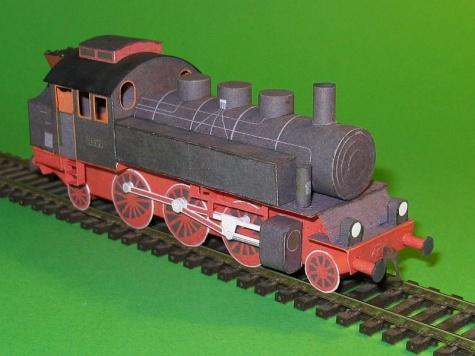 Parní lokomotiva BR-64