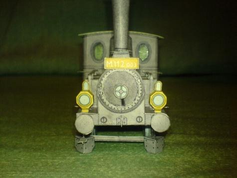 parni lokomotiva M112 003