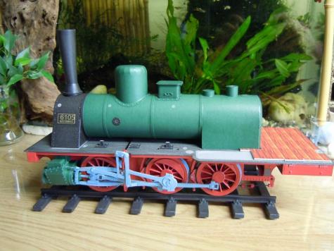 Parní lokomotiva T-3 r.1882