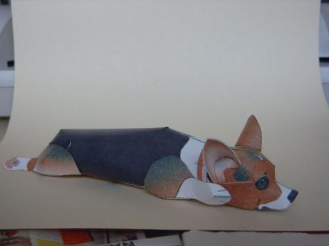 Pes ležiaci