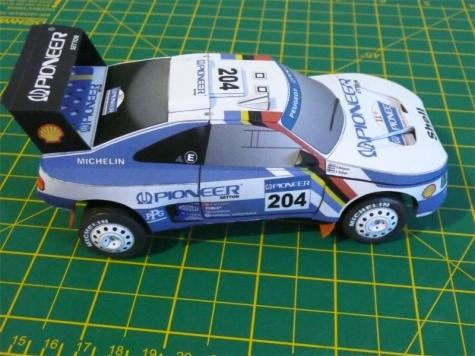 Peugeot 405 T16