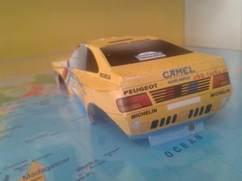 Peugeot 405 Turbo